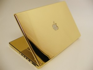 Maybe if my Macbook was plated in gold I'd reconsider.