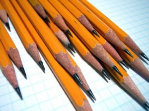 Sharpen those pencils, it's nearly November!