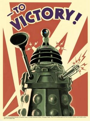 Victory through extermination!