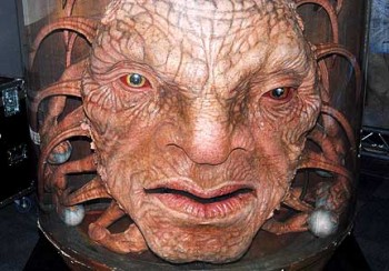 The Face of Boe.