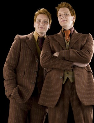 I nominate these two entrepreneurs to lead  the charge. Maybe in different suits though...