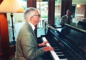 William Zinsser, in one of his many incarnations. Image via williamzinsserwriter.com